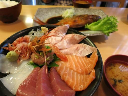 10-14海鮮丼定食