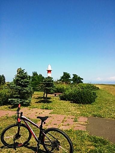 石狩の灯台