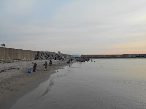 岩城漁港東側9