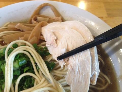 煮干し中華チャシュー