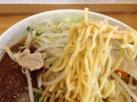 とかし味噌麺