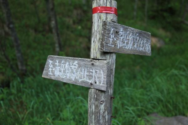 八ヶ岳縦走 053