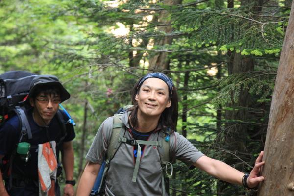 八ヶ岳縦走 086