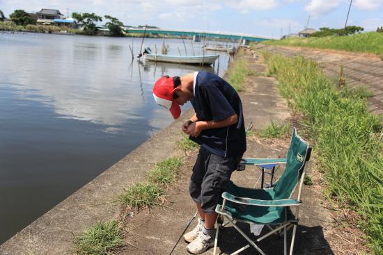 釣り&今日のプリン 001