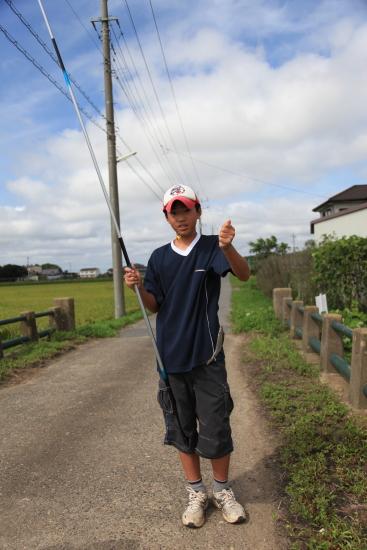 釣り&今日のプリン 010