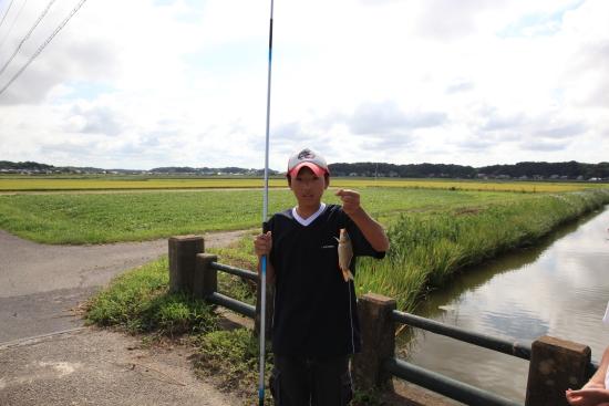 釣り&今日のプリン 016