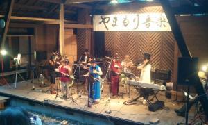 山の森音楽祭2