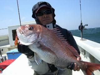 大鯛72cm4月25日 (320x240)