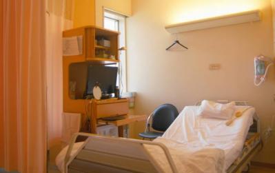 北野・病室