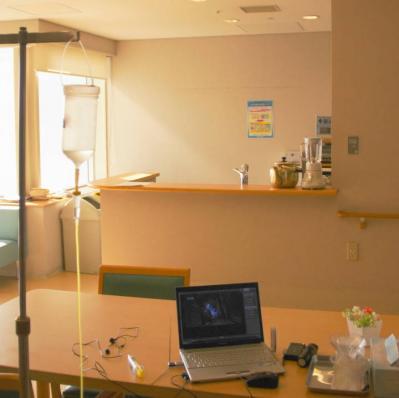 K病院12東 食事風景