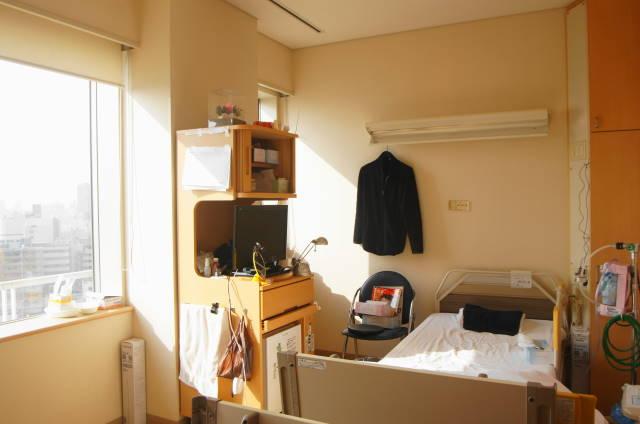 現在の病室