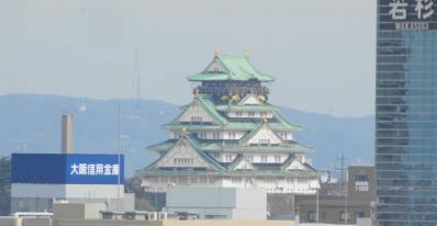 大阪城500㎜