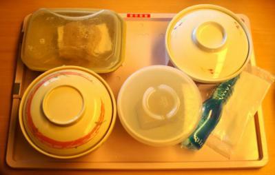 嚥下食31日夕食1