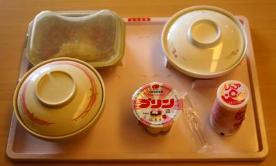 三分菜食8月1日昼食1