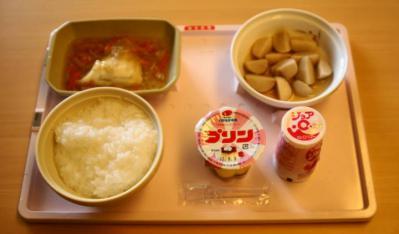 三分菜食8月1日昼食2