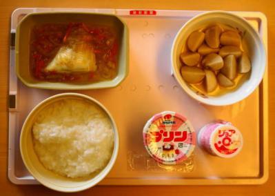 三分菜食8月1日昼食4(真俯瞰)