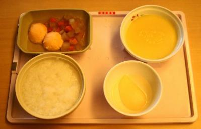三分菜食8月1日夕食2