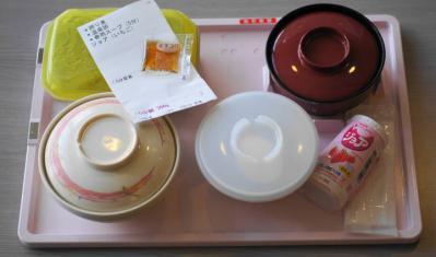 五分菜食8月3日昼食