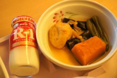 五分菜食8月3日夕食 盛り合わせ