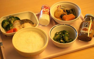 五分菜食8月3日夕食 全景