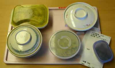 軟食86夕食 8月6日夕食1