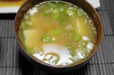 普通食812あ おうちご飯 納豆汁