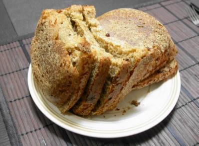 普通食812ひ おうちご飯  自家製パン