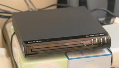 VP接続DVDプレーヤ