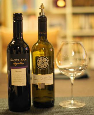 黒ワイン2種