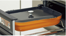 ノーリツのグリル用鉄板部品 キャセロール