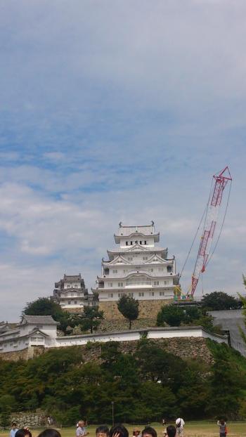 141007姫路城+(2)