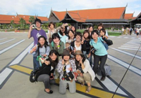 カンボジア旅行1