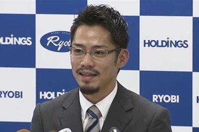 大輔さん引退会見