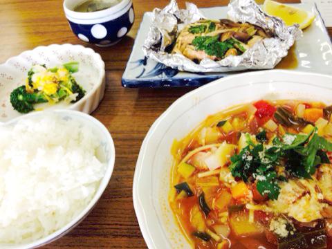 20140927ヘルシーお料理