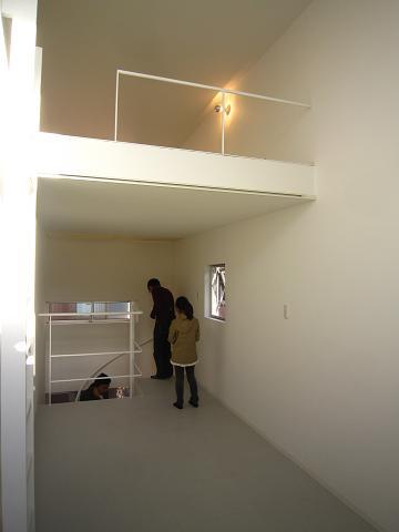 2階奥から