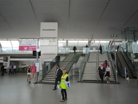 ストラトフォード駅