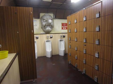 八王子ロマン地下、トイレ