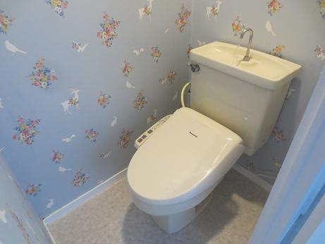 4Fトイレアフター