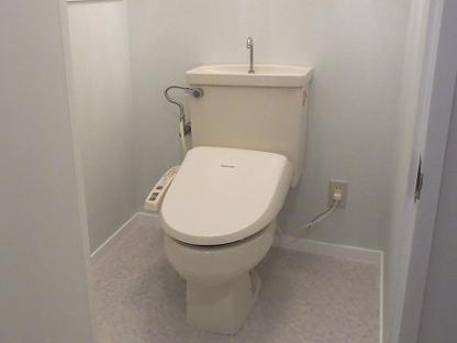 5Fトイレアフター