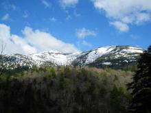 小至仏山と至仏山