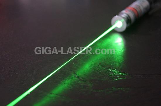 グリーンレーザーポインター510G