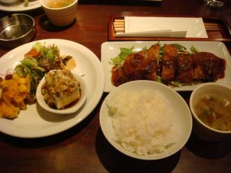 トンカツ定食01