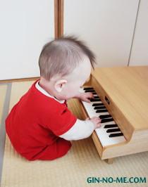 将来はピアニスト!?