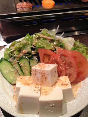 479豆腐サラダ (2)