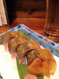 243 鯖棒寿司(2)