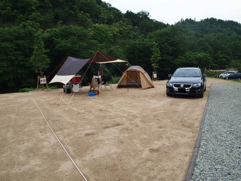 キャンプ 場 スノーピーク