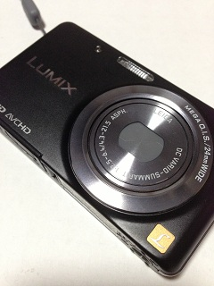 Panasonic LUMIX DMC-FX80 アーバンブラック