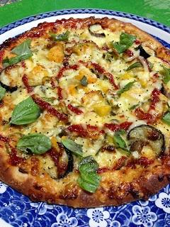食育工房 農土香 米粉ピザ