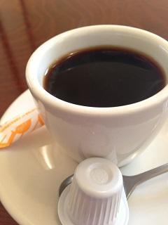 味の散歩道 寿し魚勢 コーヒー