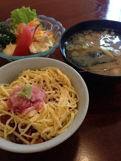 味の散歩道 寿し魚勢 寿司ランチ 2